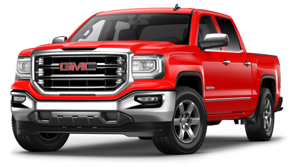 The 2017 gmc sierra 1500 is ready to take on action