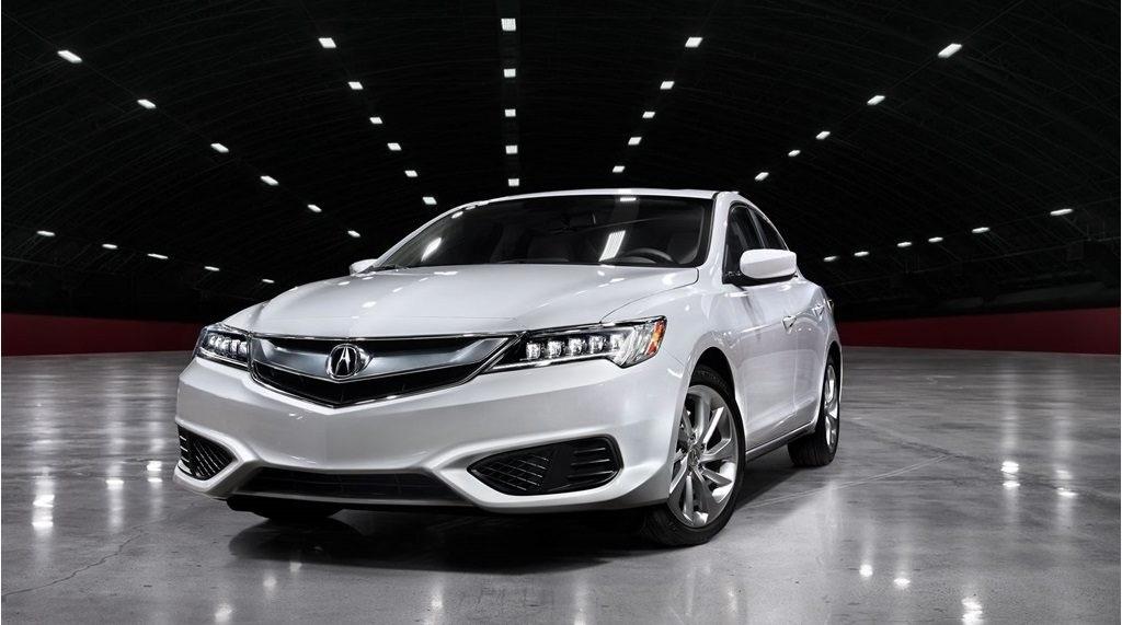 New 2017 Acura ILX 8-Speed
