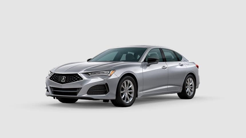 New 2021 Acura TLX SH-AWD
