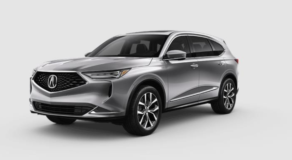 New 2022 Acura MDX SH-AWD with Technology Package