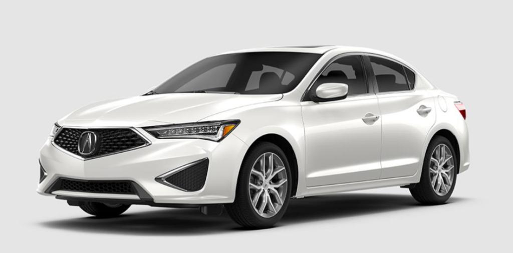 New 2019 Acura ILX