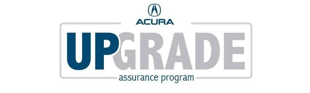 Acura Upgrade Assurance Program