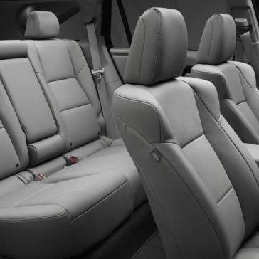 Acura RDX interior seating