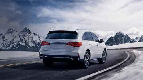 Acura MDX Vehicle Stability Assist