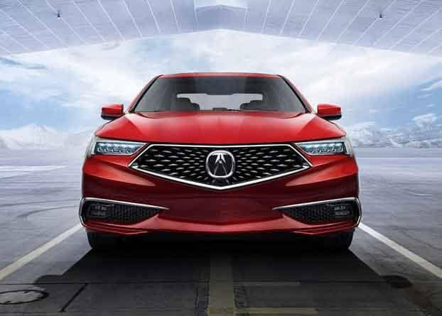 2018 Acura TLX Body Upgrades