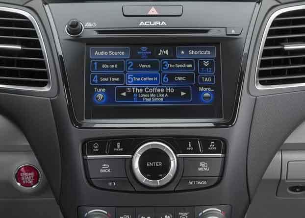 2018 Acura RDX ELS Audio System