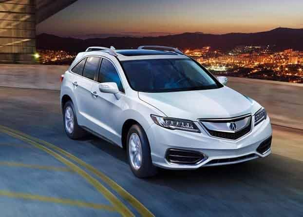 2018 Acura RDX Lane Keeping Assist