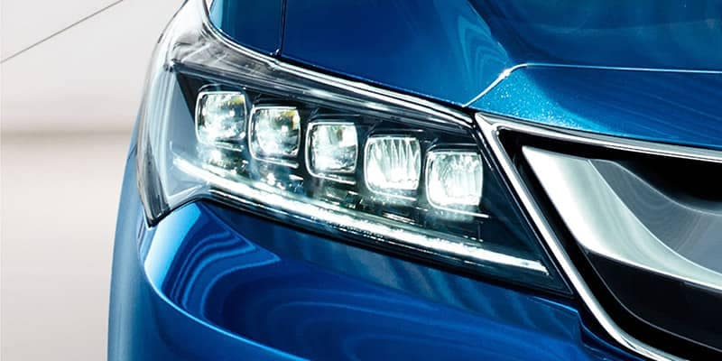 2018 Acura ILX LED Headlights
