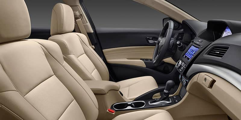 2018 Acura ILX Interior Features