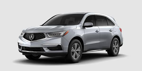 2019 Acura MDX Standard Package
