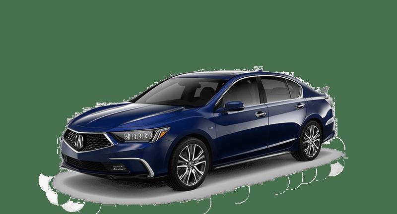 2019 Acura RLX Hero