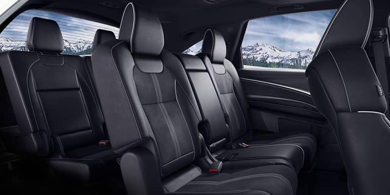 2019 Acura MDX Interior Leather Seating