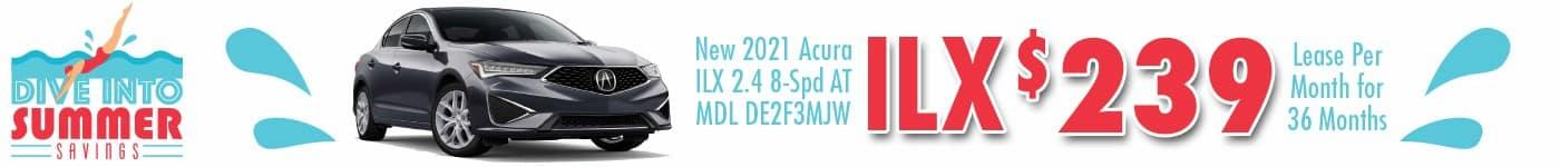Acura ILX June 21 INV