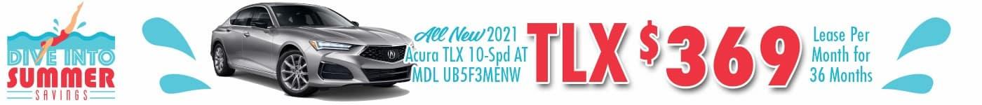 Acura TLX June 21 INV