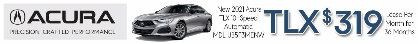 Acura TLX Oct 21 INV