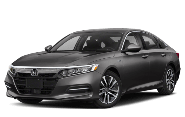 2019 Honda Accord grey sedan