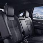 2019 Acura MDX interior seating dimensions