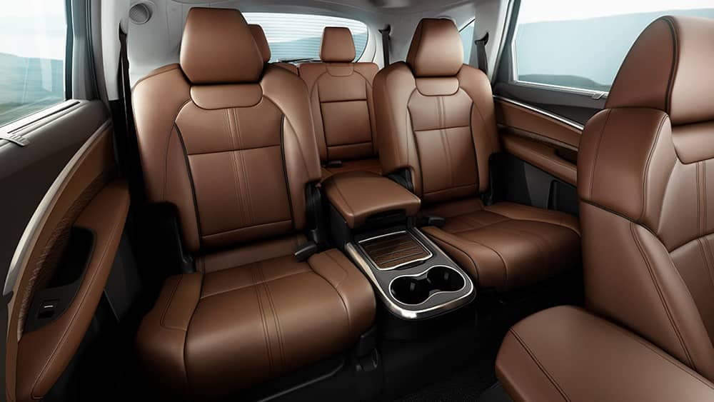 2020 Acura MDX Seating