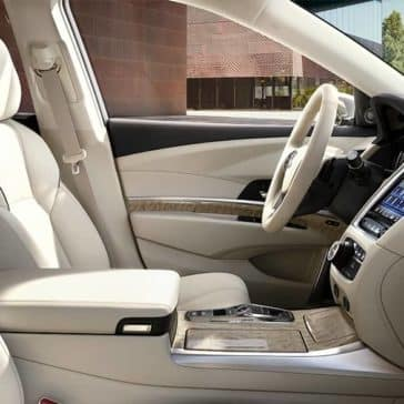 2020 Acura RLX Cabin