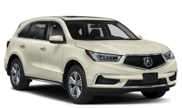 2020 Acura MDX comparison thumbnail