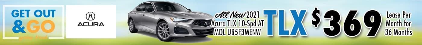 Acura TLX Apr 21 INV