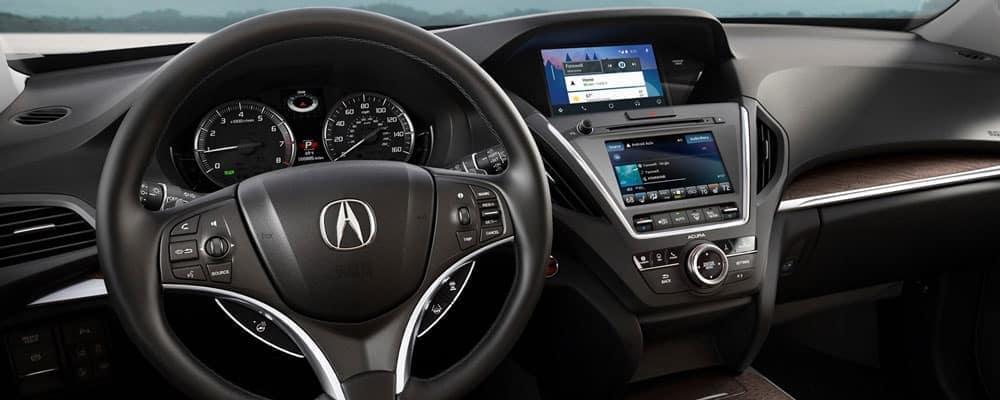 Acura Technology