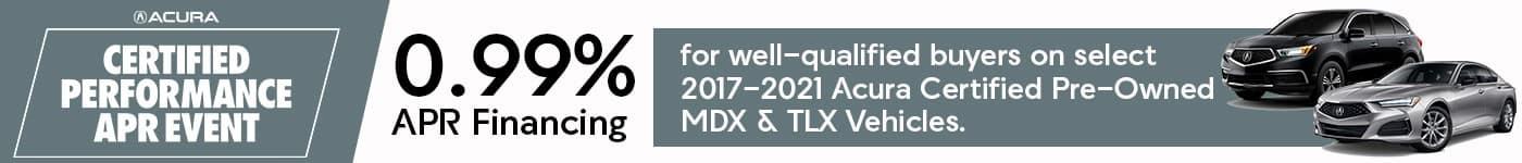 Acura Certif Sept 21 INV