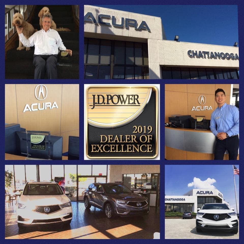 Acura And Used Car Dealer Chattanooga