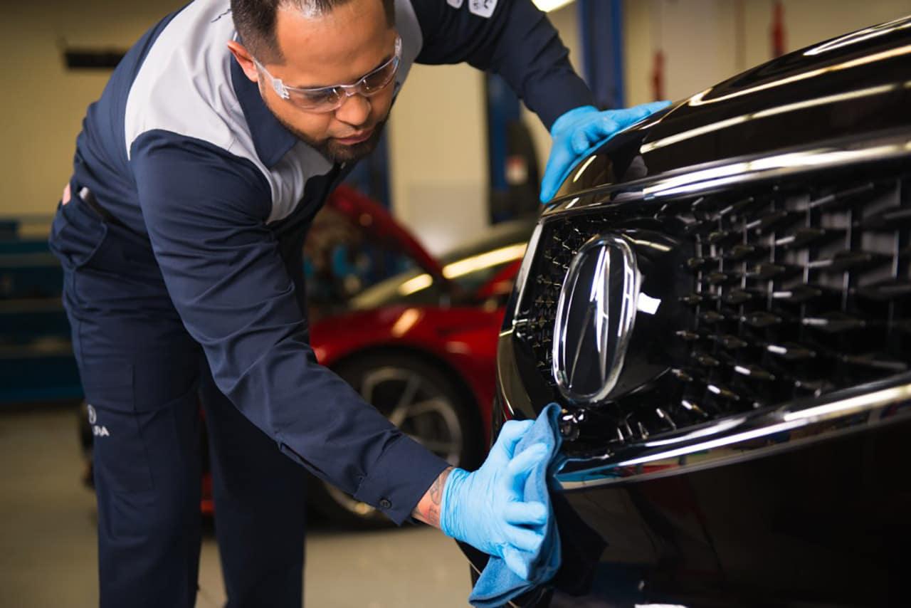 Acura car dealership