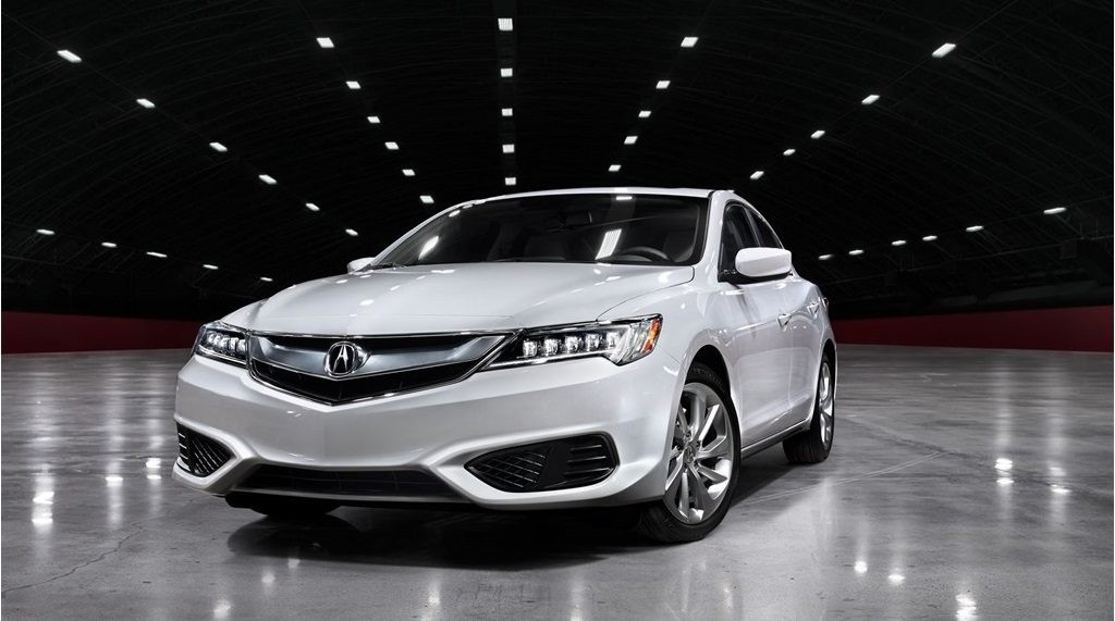 New 2017 Acura ILX Technology Plus Package With Navigation