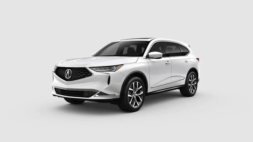 New 2022 Acura MDX SH-AWD Technology Package With Navigation