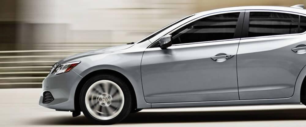 2017 Acura ILX in Lunar Silver Metallic