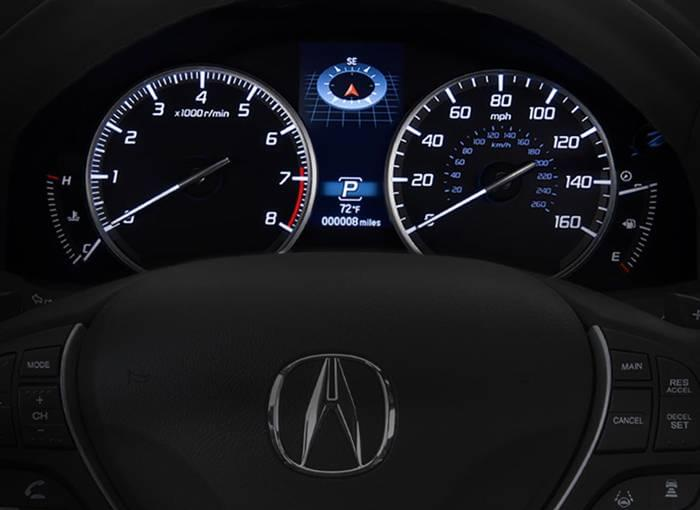 2017 Acura RDX Features