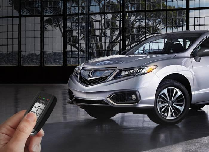 Acura RDX Packages Acura Of Milford - 2018 acura rdx remote start