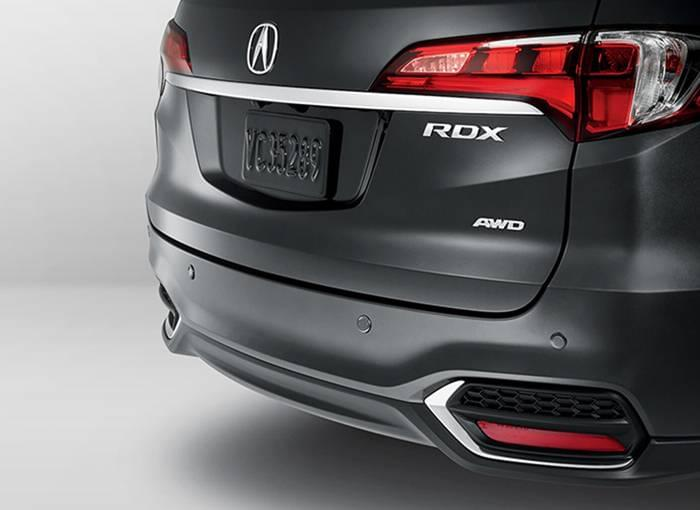 Acura RDX Packages Acura Of Milford - 2018 acura rdx headlights