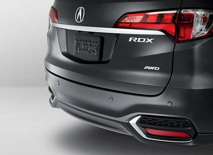 2017 Acura RDX Rear