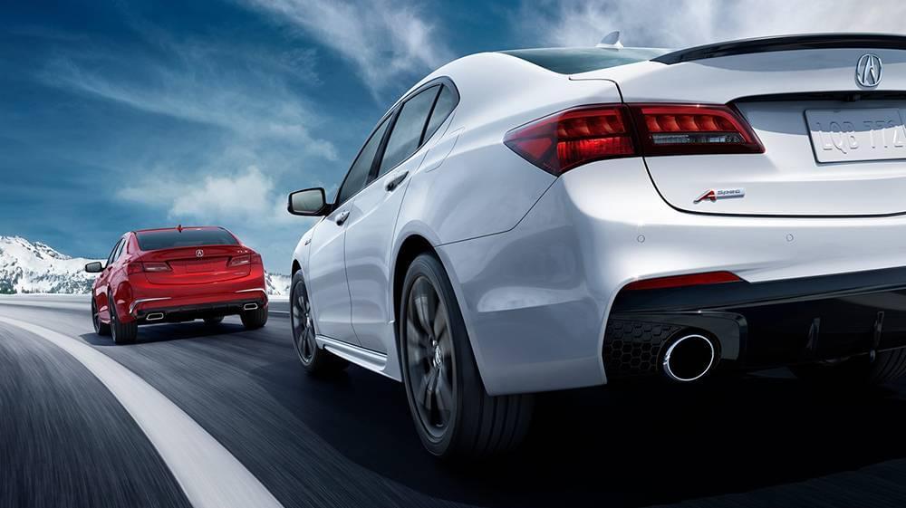 2017 Acura TLX Pair
