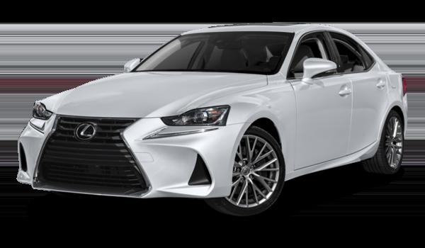 2017 Lexus IS Turbo