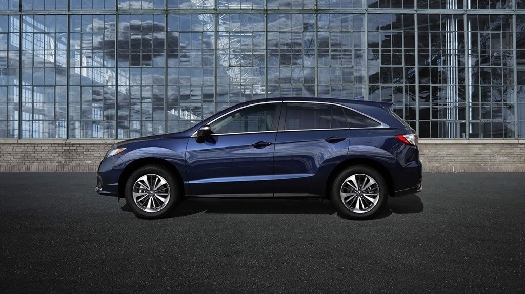 2018 Acura RDX exterior side view