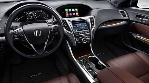 Acura TLX Technology Features