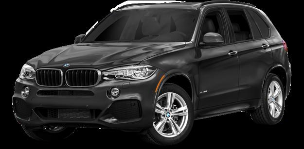 2017 BMW X5 white background