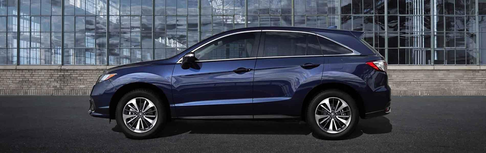 2018 Acura RDX Side Profile View