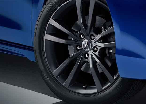 2018 Acura TLX 19 inch Wheels