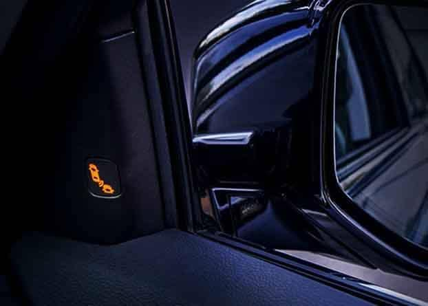 2018 Acura TLX Blind Spot Monitoring Indicator Light