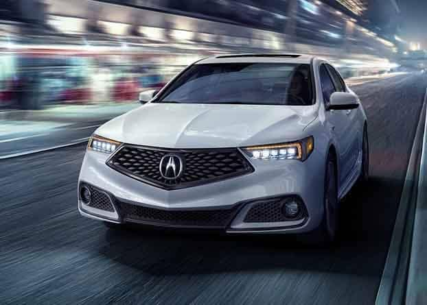 2018 Acura TLX Exterior Accents