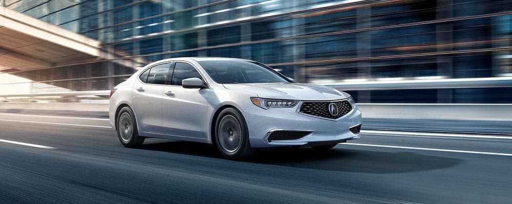 2019 Acura Tlx Performance Specs Mpg Engine Options Acura Of