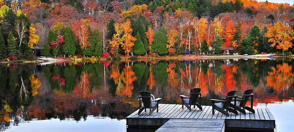 Best Places To See The Leaves Change Color In Connecticut | National Parks