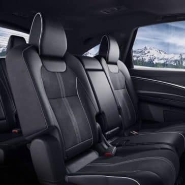 2019 Acura MDX Interior Seating