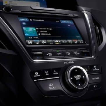 2019 Acura MDX Interior Stereo