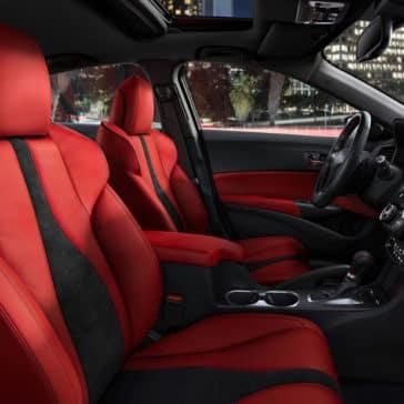 2019 Acura ILX fron interior